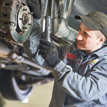 Mechanic Doing Steering and Suspension Services | Bay City Quality Mobile Mechanics